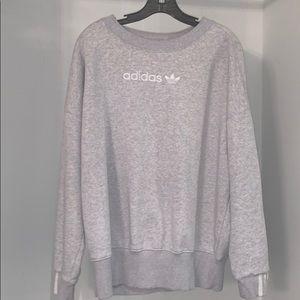 Adidas sweater 💕 size smalll